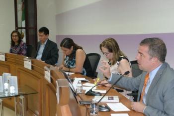 """Presentan en el IEC el libro: """"La Ciudad de México y su Esquema Electoral"""