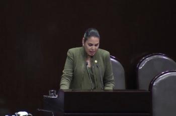 Autoridades mexicanas deben emprender acciones para equilibrar mercado azucarero, exhorta Mirtha Villalvazo