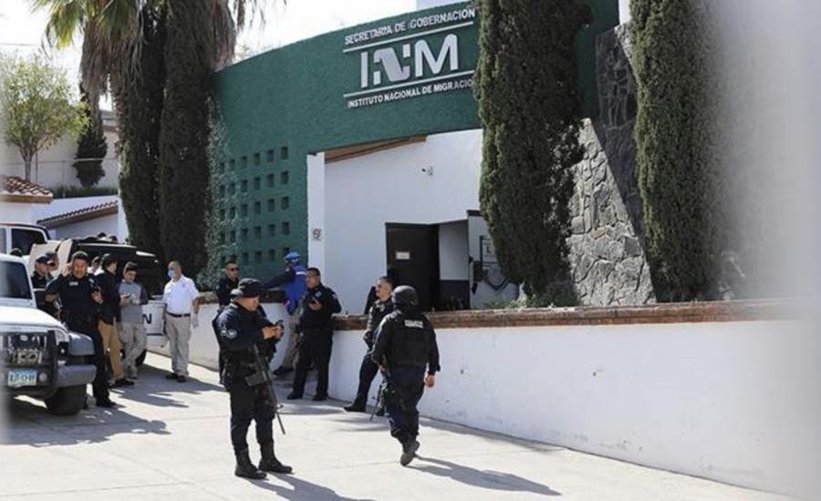 El INM eleva vacantes para Agentes Federales