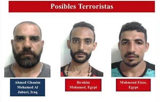 Alertan la presencia de terroristas de ISIS en México
