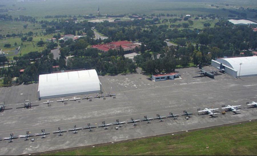 Niegan segunda suspensión definitiva contra aeropuerto de Santa Lucía