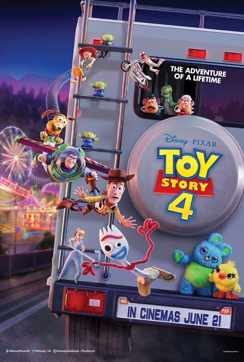 Toy Story 4 amenaza con romper el récord de Avengers: Endgame