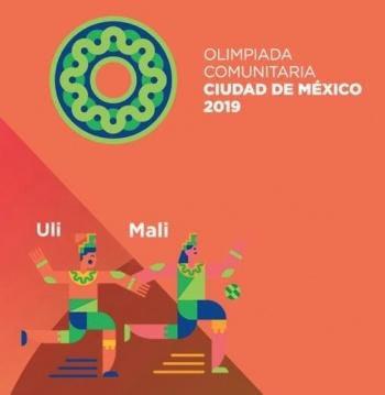 GobCDMX presentan Olimpiada Comunitaria 2019