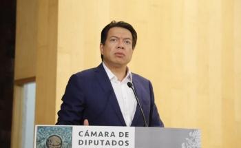 Las leyes secundarias serán para reconocer al magisterio en el lugar que les corresponde: Delgado Carrillo