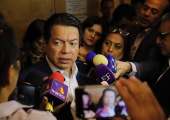 Confía Delgado Carrillo en que el Congreso de EUA ratifique el T-MEC