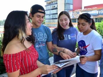 Preparatorianos de la UNAM ganan concurso de la NASA