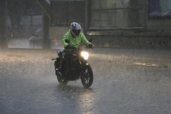 Activan Alerta Amarilla por lluvias en 11 alcaldías