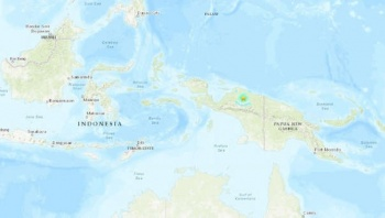 Terremoto de magnitud 7.3 se registra al este de Indonesia