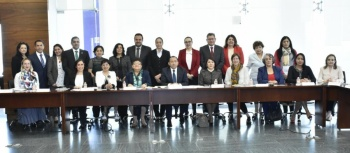 Poder Judicial, convoca a cruzada nacional por los derechos de niñas y mujeres