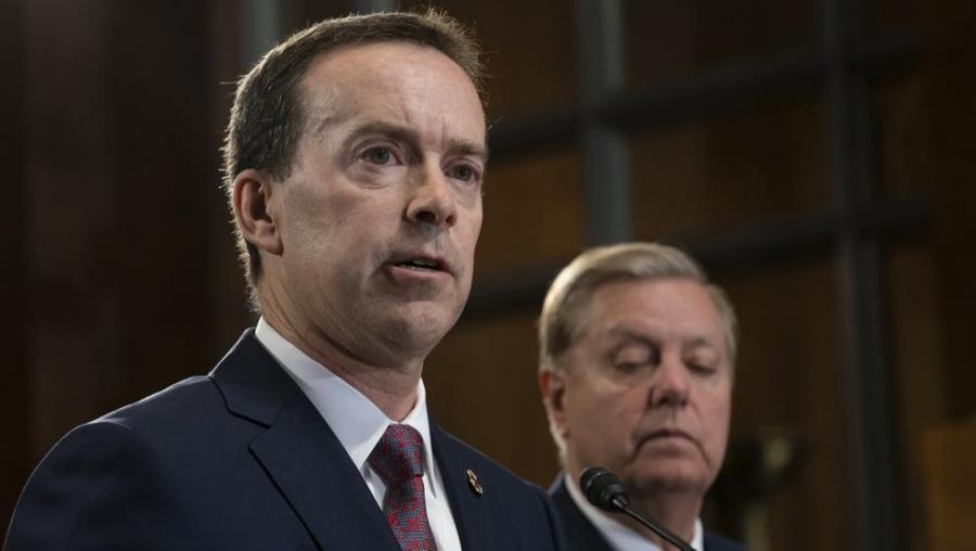 John Sanders, responsable de patrulla fronteriza, renuncia tras polémica