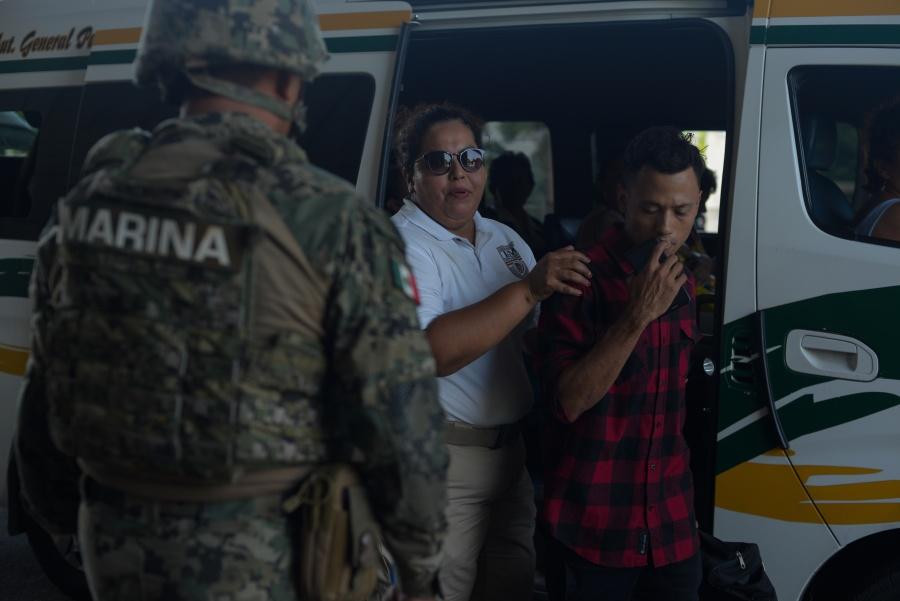 Rechaza AMLO que Guardia Nacional separe familias migrantes
