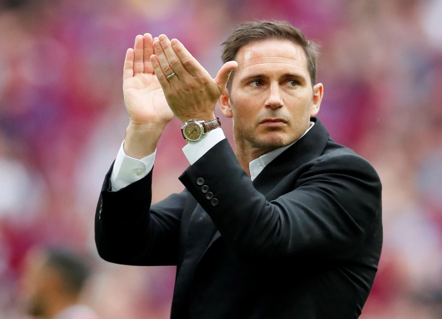 Derby County autoriza al Chelsea negociar con Frank Lampard
