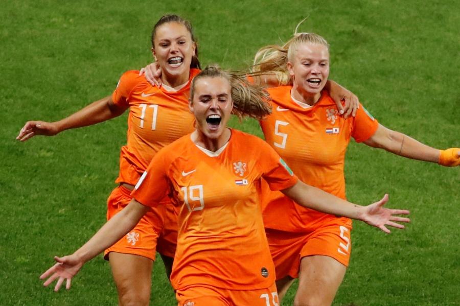 Holanda gana a Japón y clasifica a cuartos de final en Mundial Femenil