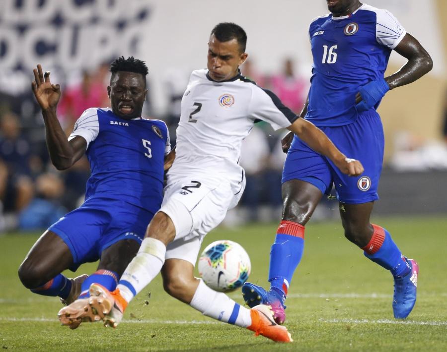 Costa Rica, rival de México en cuartos de final de la Copa Oro