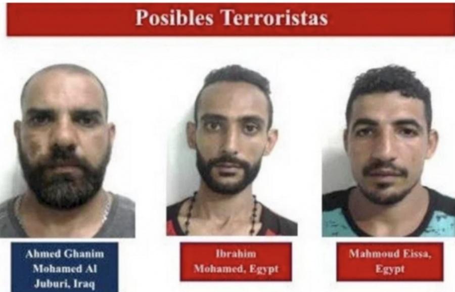 Reportan arresto de tres de Estado Islámico en Nicaragua
