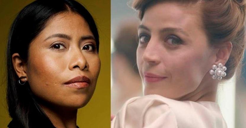 Critican en redes que Ilse Salas se llevara el Ariel en lugar de Yalitza Aparicio