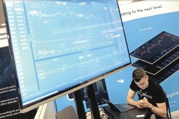 Bitcoin supera techo de los 11 mil dólares