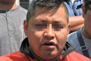 Detienen a 'El Grillo', narcomenudista vinculado con fosa clandestina en Puebla