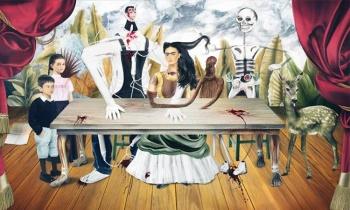 Aparece la obra más buscada de Frida Kahlo