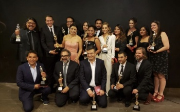 ROMA y Alfonso Cuarón arrasan en los premios Ariel 2019
