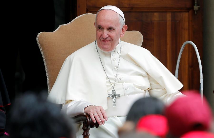 """Papa Francisco felicita a México por """"acogedor"""" trato a migrantes"""