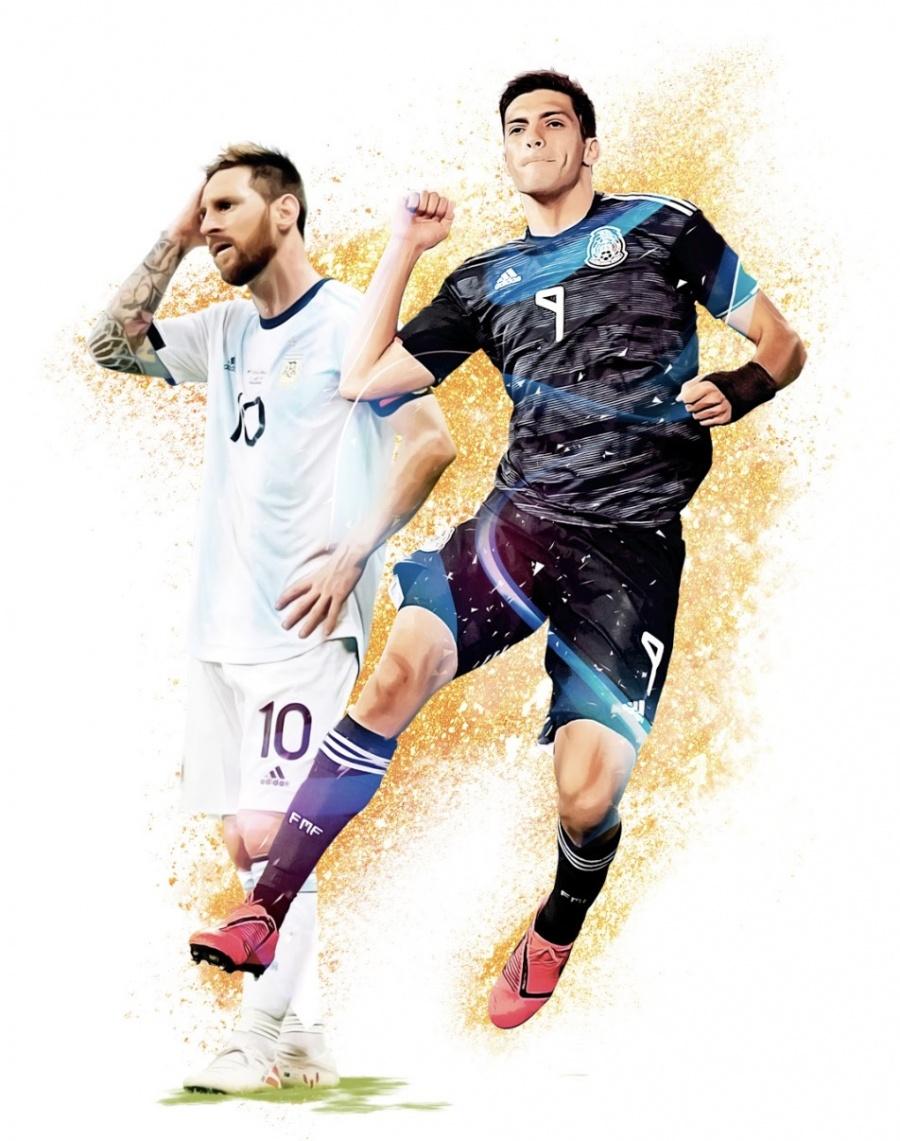 Argentina se desploma y México asciende en ranking de la FIFA