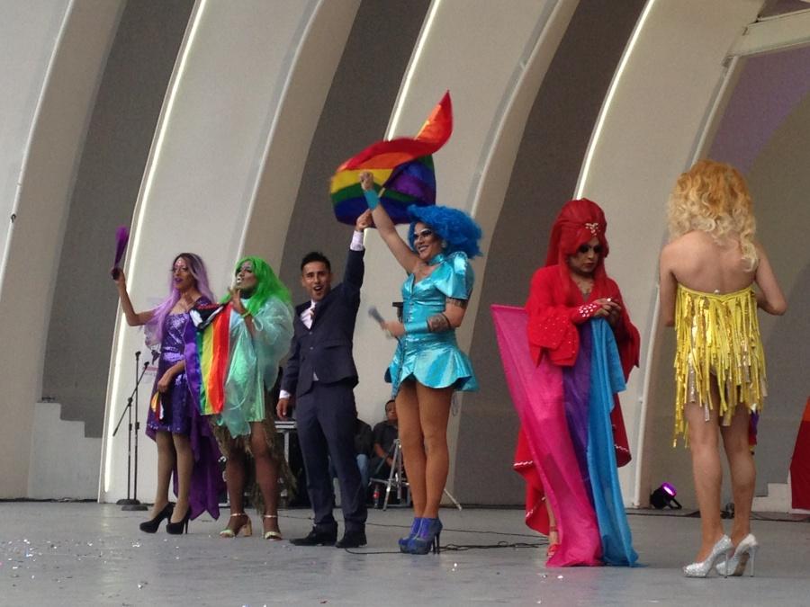 Inauguran Juegos Panamericanos DIDESEX en la Miguel Hidalgo