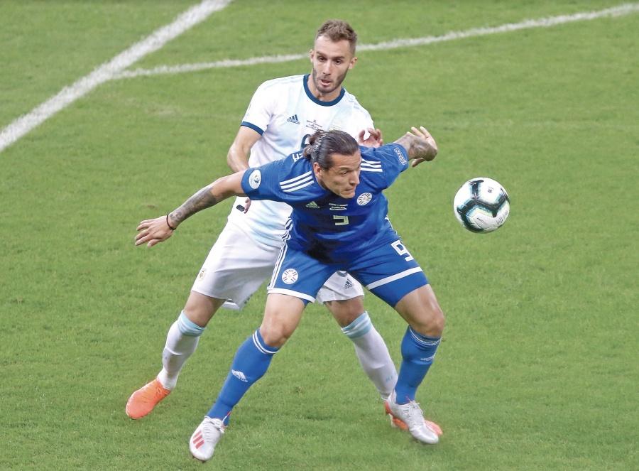 Paraguay, último en calificar va ante Brasil