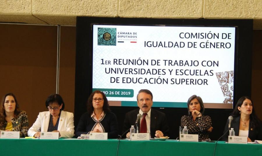 Cero tolerancia a la violencia en el IPN: Rodríguez Casas