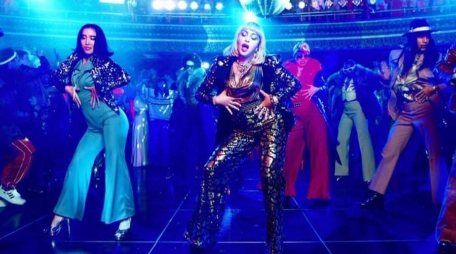 Nuevo video de Madonna