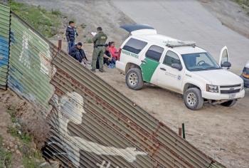 EU arresta más mexicanos que centroamericanos