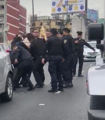 Reconocen abuso de autoridad de policías contra mujer automovilista