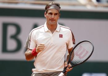 Federer desplaza a Nadal; será segundo cabeza de serie en Wimbledon