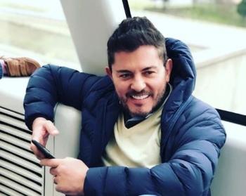 """Ernesto Laguardia se """"transforma"""" en mujer y ¡el resultado es increíble!"""