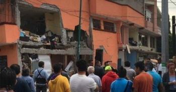 Explosión en vivienda provoca dos heridos en Iztacalco