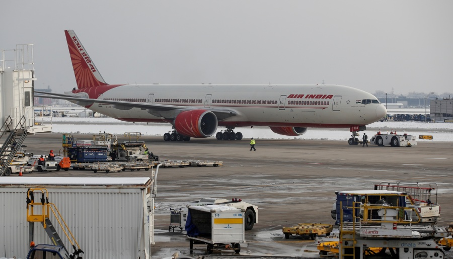 Avión de Air India aterriza en Londres por amenaza de bomba