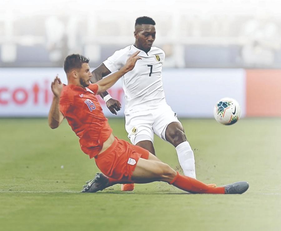 Estados Unidos gana a Panamá y cierra sus tres juegos con victoria