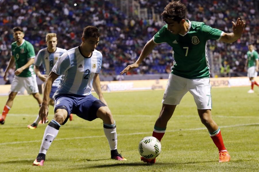 México y Argentina se enfrentarán en amistoso en septiembre