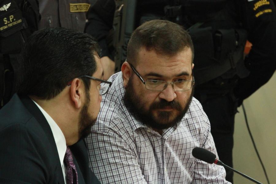 Niegan amparo a Javier Duarte contra aprehensión por desaparición forzada