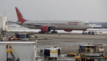 Avión de Air India aterriza en Londres por amenaza de bomba
