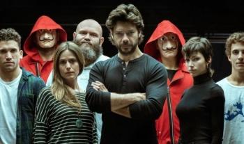 """Netflix confirma la cuarta temporada de """"La Casa de Papel"""""""