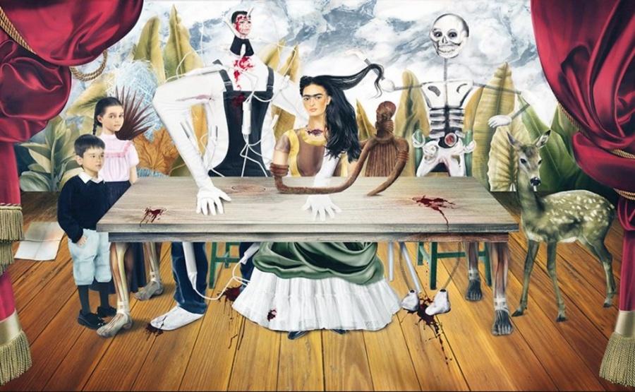 Liberan a vendedor de supuesta obra de Frida Kahlo