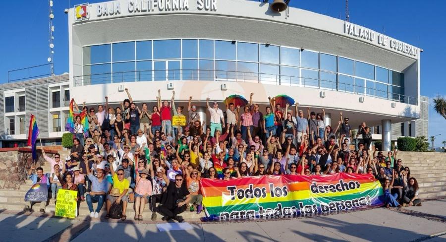 Aprueban iniciativa de ley para el matrimonio igualitario en BCS