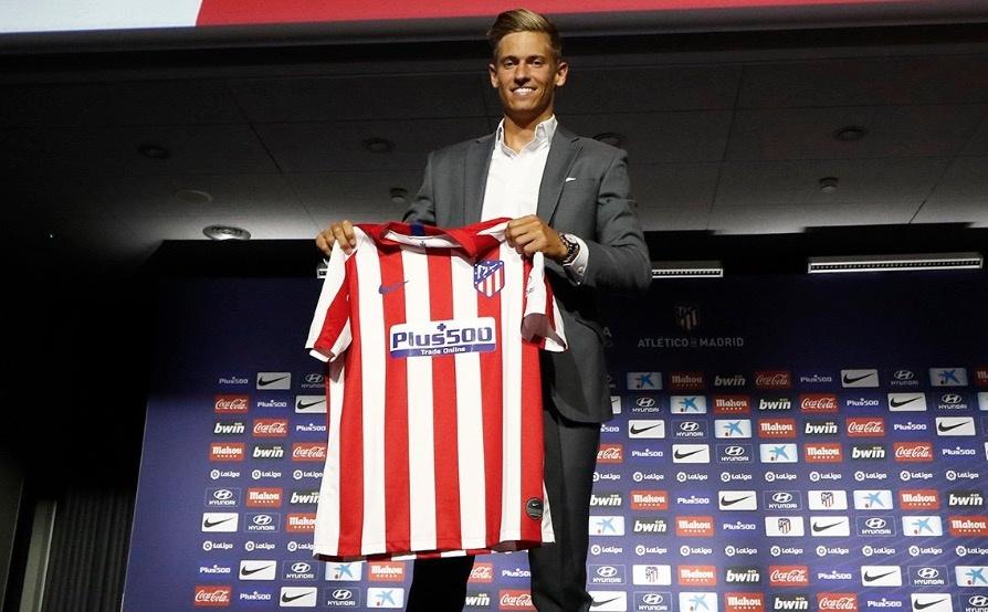 """Llorente llega al Atlético de Madrid; se queda con el """"14"""" de Rodrigo"""