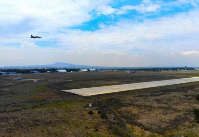 Otorgan nueva suspensión definitiva contra el aeropuerto de Santa Lucía