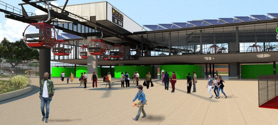 Doppelmayr será la empresa encargada de construir el Cablebús