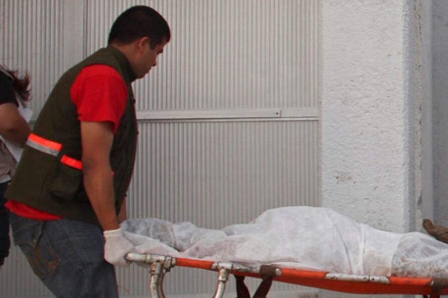 Taxistas de la CATEM pelean a balazos por la clientela en Oaxaca