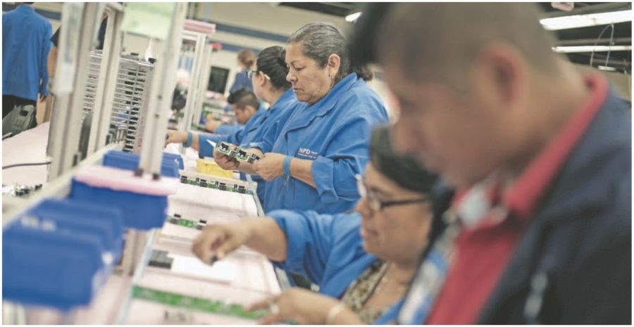 Macroeconomía y manufactura, salvavidas del crecimiento