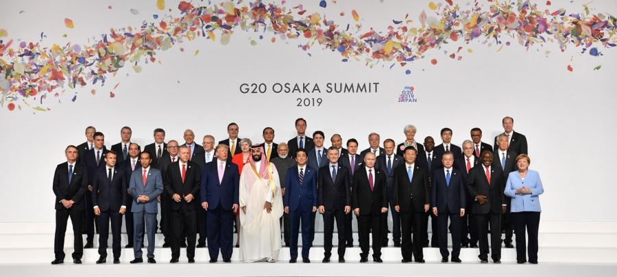 Pocos avances en materia de cambio climático en cumbre del G-20