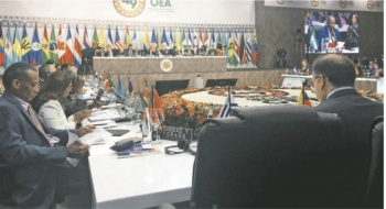 México, Nicaragua… rechazan a enviado de Guaidó en la OEA